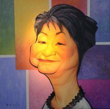 Pintura de Dálcio Machado