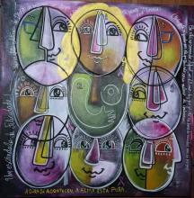 Pintura de Renato Stegun